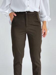 Pantalon Classic Caro