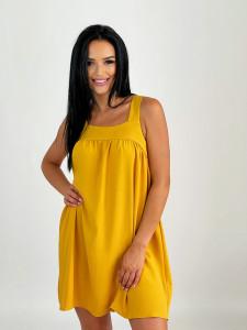 Rochie Baby Doll Yellow