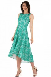 Rochie Green Lace