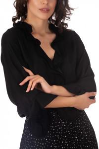 Bluza Frills Black