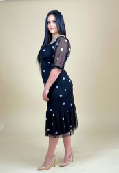 Rochie Hollywood Dots +