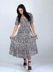 Rochie Leopard July