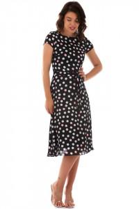 Rochie Navy Dots
