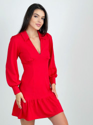 Rochie Shorty Red