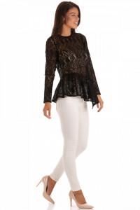 Bluza Delicate Black