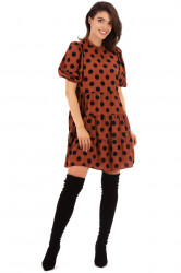 Rochie Baby Doll Dots