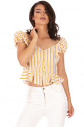Bluza Romantic Stripes