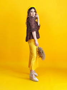 Fusta Hello Yellow