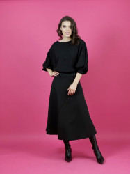Bluza Butterfly Black