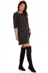 Rochie Charcoal