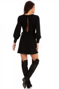 Rochie Mini Black