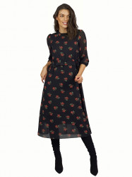 Rochie Roses Fall