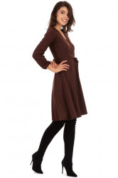 Rochie Cosy Brown