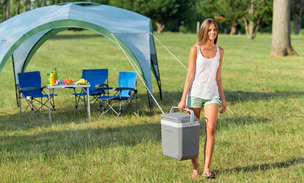 Izolatie premium PU pentru noile modele de lazi frigorifice Campingaz