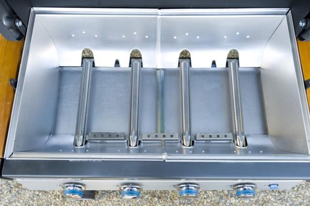 Gratar pe gaz Campingaz seria 4 Woody LX - 2000015645 arzatoare