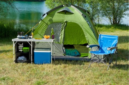 Poze Masa camping 2 in 1 Coleman