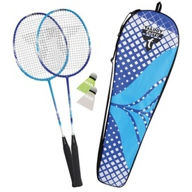 Set 2 rachete badminton Fighter Pro Talbot-Torro - 449404