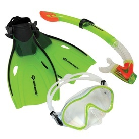 "Set Snorkeling Junior ""Bermuda"" Schildkröt - 940001"