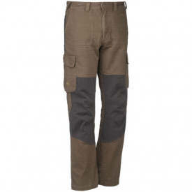 Pantaloni Blaser Canvas Forest Kaki