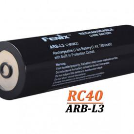 Acumulator Fenix RC40 - 7800mAh - ARB-L3