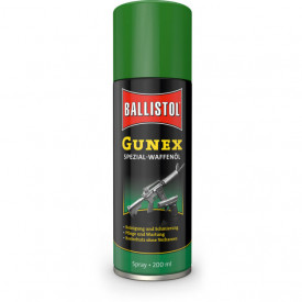 Ballistol Spray Ulei Arma Gunex 200ML - VK.2220