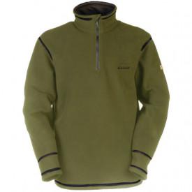 Bluza Fleece Matlasat Baleno Rosenberg Verde