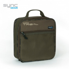 Borseta Shimano Sync pentru accesorii 27x25x10cm