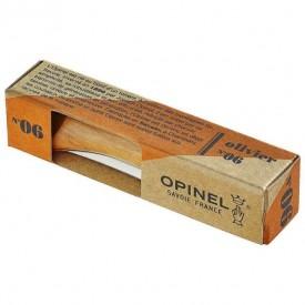 Briceag Opinel Nr.06 Inox Maslin, lama 7cm - 002023