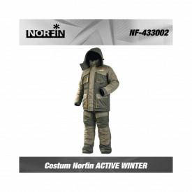 Costum Iarna Norfin Active Winter - 2 Piese