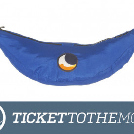 Hamac Ticket to the Moon Compact Royal Blue - TMC39