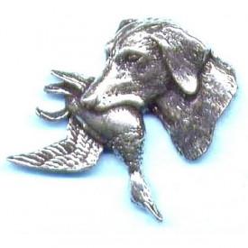 Insigna Cap de Caine cu Rata - VI.BR.A25