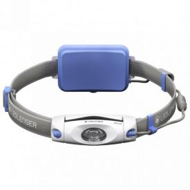 Lanterna frontala Led Lenser NEO6R BLUE 240LM + HAM