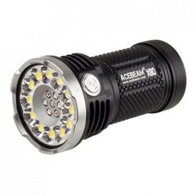 Lanterna profesionala Acebeam X80, 25000 lumeni, 332 m