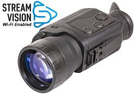 Monocular Night Vision digital Pulsar Digiforce 860RT - 78093 stream
