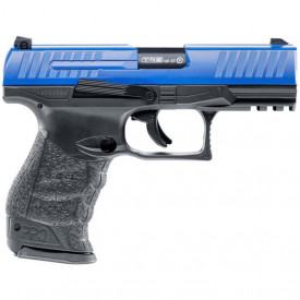 Pistol Airsoft Co2 Umarex Walther PPQ M2 T4E LE CAL.43 CO2 Blue 4J - VU.2.4761 lateral dreapta