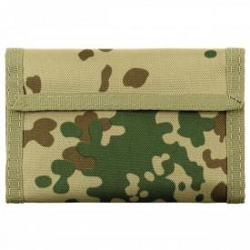 Portofel unisex, material textil, 14,5 x 10 x 1,5 cm, tropical camo MFH - OUTMA.30923Y
