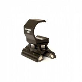 Prindere Magnetica pentru lanterna pe arma AngryFox (20-30mm) MM03