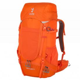 Rucsac Zajo Ortler ripstop 38 litri cu husa de ploaie si fluier, portocaliu - OUTMA.4053020