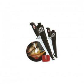 Set 2 Cutite Filetat Rapala Soft Grip - BP7074