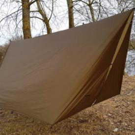 Tenda Bushmen Ultralight 3x3 Dark Olive - 5902194521000