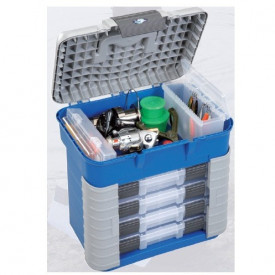 Valigeta Multifunctionala Plastica Panaro 4 sertare - 420x303x400 - A4.P501