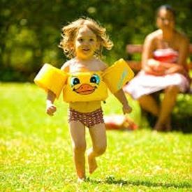 Aripioare inot Puddle Jumper ratusca - 2000027905 pe copil