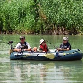 Barca pneumatica Sevylor Fish Hunter™ FH280