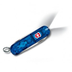 Briceag Victorinox SwissLite, albastru transparent - 0.6228.T2