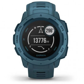 Ceas Garmin Instinct GPS Lakeside Blue - HG.010.02064.04 busola