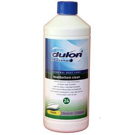 Dulon boatbottom clean