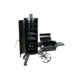 Gratar pe carbuni cu afumatoare Activa American BBQ Springfield - 11230