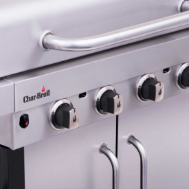 Gratar pe gaz Char-Broil Performance 440S TRU-Infrared - 140790 butoane