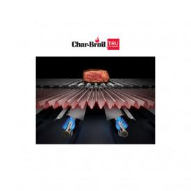 Gratar pe gaz din inox Char-Broil Professional 3400S - 140736 true infrared