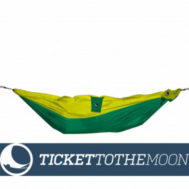 Hamac Ticket to the Moon Mini Green-Yellow - TMMI1140